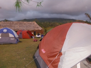 Camping Paradise, Hana