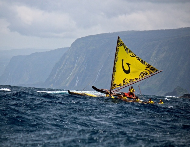 Team Olukai, Northshore Maui, photo by Gloria Reed